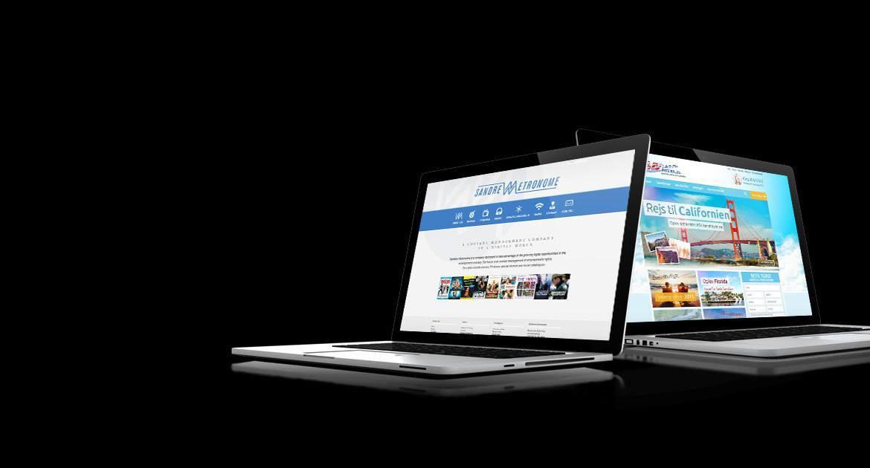 Responsive hjemmesider er fremtiden